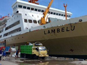 Jadwal Kapal Pelni KM Lambelu Mei 2021