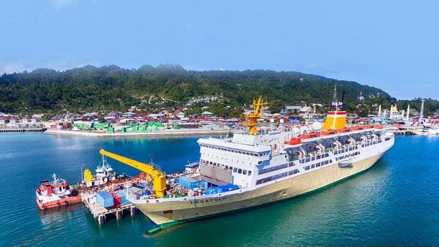 Jadwal Kapal Pelni KM Nggapulu Mei 2021