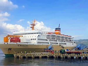 Jadwal Kapal Pelni KM Sinabung Mei 2021