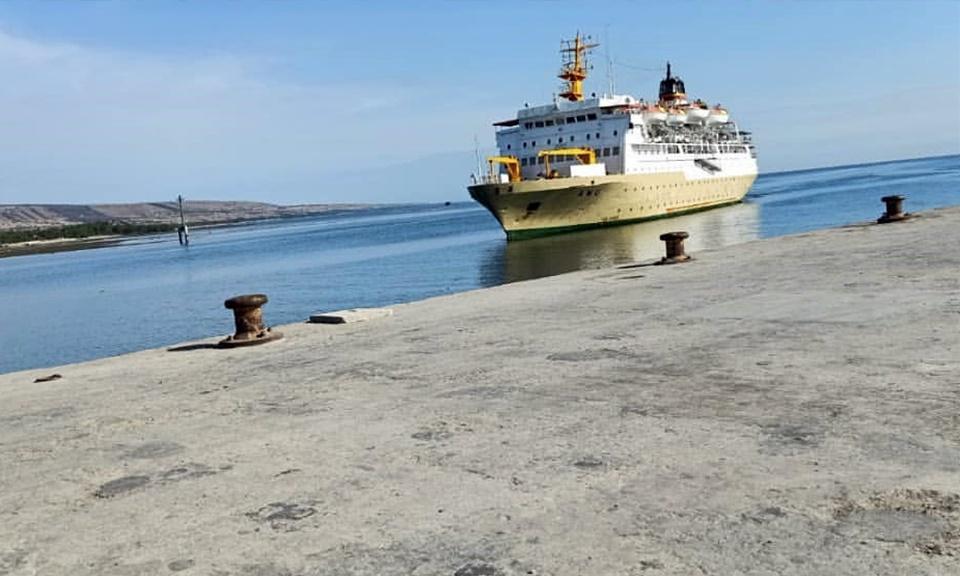 km awu - jadwal dan tiket kapal laut pelni surabaya