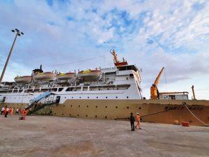 Jadwal Kapal Pelni KM Bukit Raya Oktober 2021