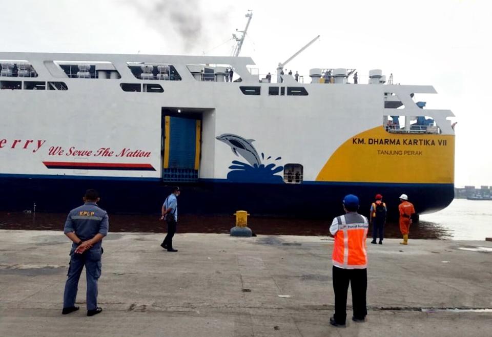 Jadwal Kapal Laut Pontianak – Semarang Mei 2021