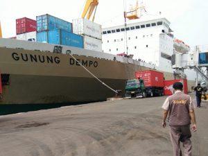 Jadwal Kapal Pelni KM Gunung Dempo Juni 2021