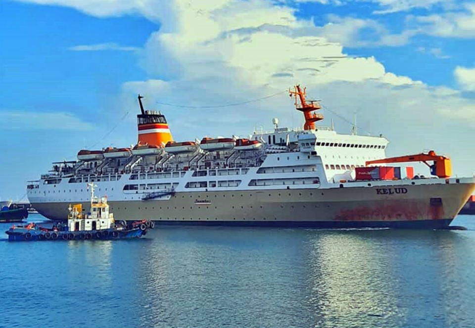 km kelud - jadwal dan tiket kapal laut pelni