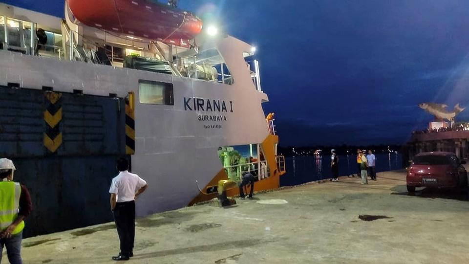 Jadwal Kapal Laut Sampit – Semarang Mei 2021
