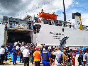Jadwal Kapal Laut Surabaya – Sampit Mei 2021