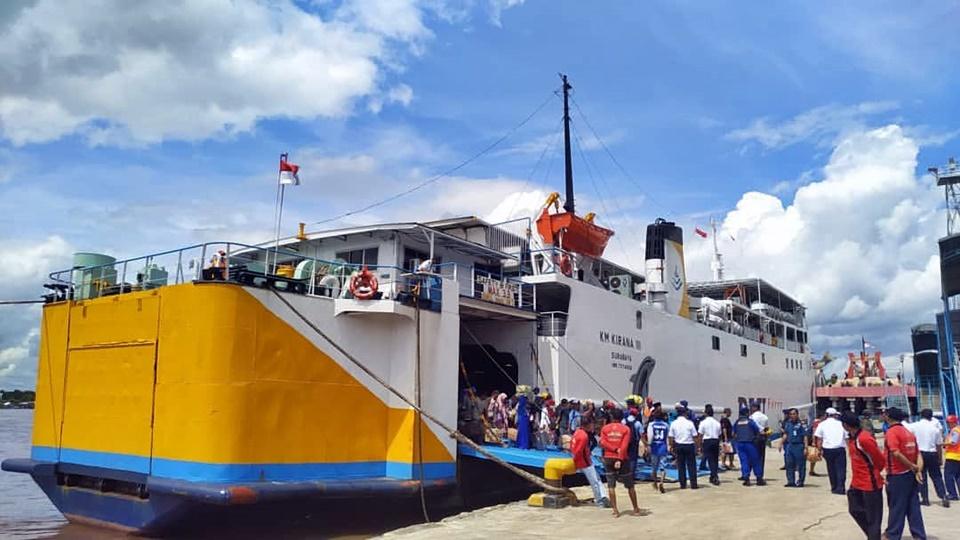 Jadwal Kapal Laut Sampit – Surabaya Mei 2021