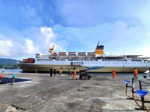Jadwal Kapal Pelni KM Labobar Juni 2021
