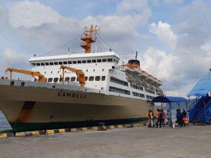 Jadwal Kapal Pelni KM Lambelu Juni 2021