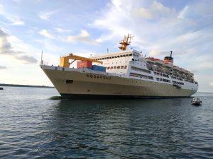 Jadwal Kapal Pelni KM Nggapulu Juni 2021