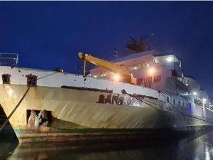 Jadwal Kapal Pelni KM Sangiang Juni 2021