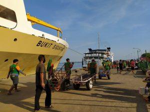 Jadwal Kapal Pelni KM Bukit Siguntang Juli 2021