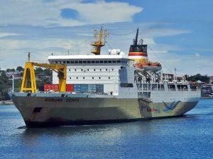 Jadwal Kapal Pelni KM Gunung Dempo Juli 2021