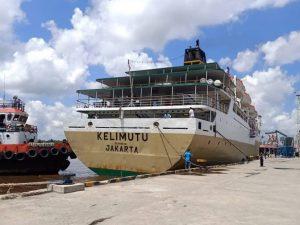Jadwal Kapal Pelni KM Kelimutu Juli 2021