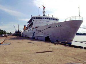 Jadwal Kapal Laut Surabaya – Sampit Juli 2021