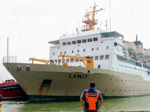 Jadwal Kapal Pelni KM Lawit Agustus 2021