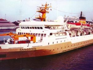 Jadwal Kapal Pelni KM Sangiang Juli 2021