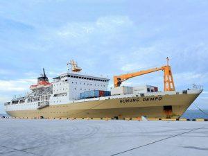 Jadwal Kapal Pelni KM Gunung Dempo September 2021