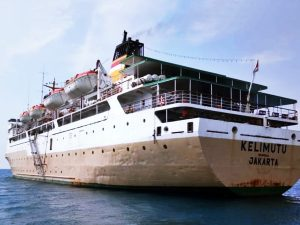 Jadwal Kapal Pelni KM Kelimutu Agustus 2021