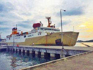 Jadwal Kapal Pelni KM Egon September 2021