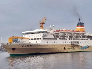 Jadwal Kapal Pelni KM Labobar September 2021