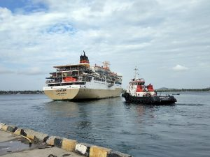 Jadwal Kapal Pelni KM Leuser November 2021