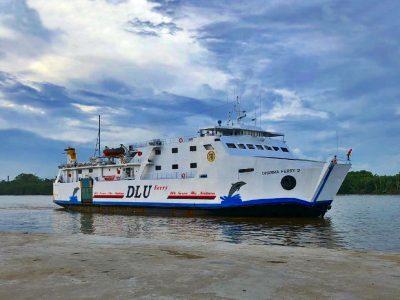 km dharma ferry ii - jadwal kapal laut ketapang semarang