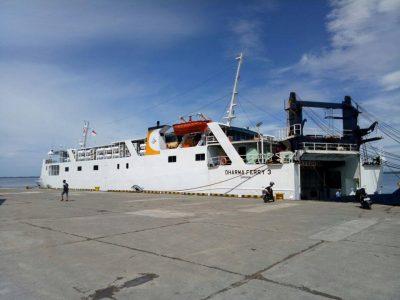 km dharma ferry iii - jadwal kapal laut batulicin makassar