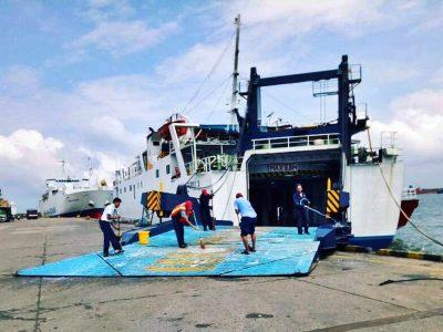 km dharma ferry iii - jadwal kapal laut makassar batulicin