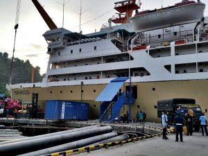 Jadwal Kapal Pelni KM Dobonsolo November 2021