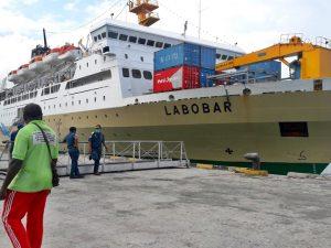 Jadwal Kapal Pelni KM Labobar November 2021