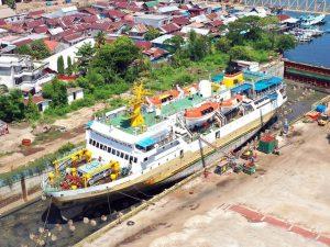 Jadwal Kapal Pelni KM Pangrango November 2021