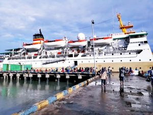 Jadwal Kapal Pelni KM Sirimau Oktober 2021